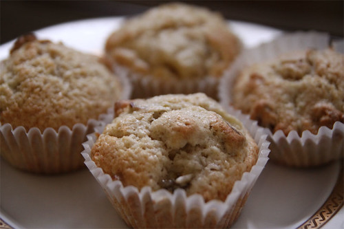 My yummy muffins at home