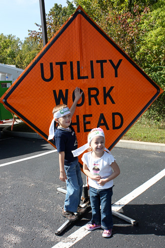 Utility-Work-Ahead