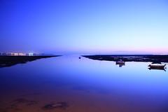 Blue river, blue sky. (gueda Vzquez) Tags: bestcapturesaoi mygearandme artistoftheyearlevel3 artistoftheyearlevel4