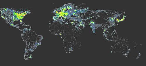 Global Light Pollution