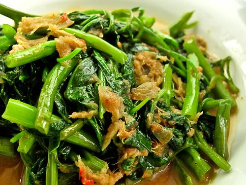 IMG_0743 Kangkung Belacan , 马来煎超蕹菜
