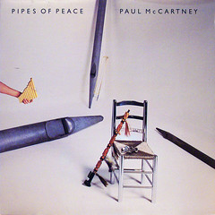 Pipes of Peace (epiclectic) Tags: music art vintage chair album vinyl retro collection cover lp record 1983 sleeve flutes paulmccartney panpipes epiclectic