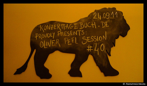 Oliver Peel Session #40