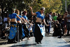 Pedestrian Sundays: Belly Dancers