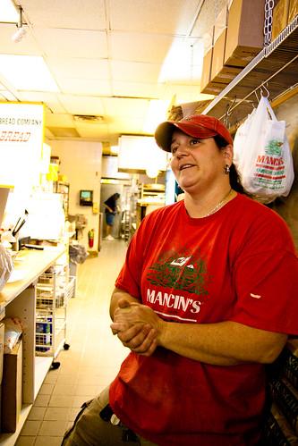 Mancini's Bakery