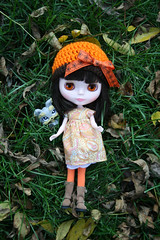 New Fall Hat (#3) and Dress