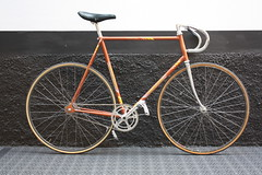 Cristini Pista Track Bike (_ev__) Tags: bike track gear da bici fixed pista campagnolo gipiemme 3ttt cristini