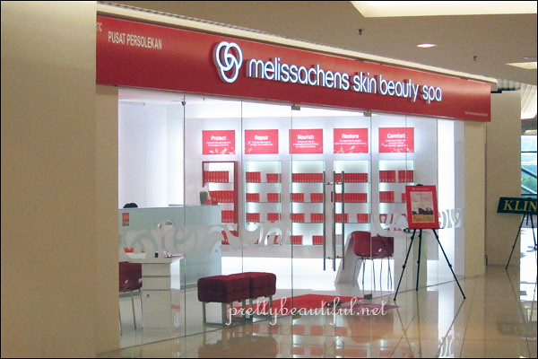 melissachens skin beauty spa in 1 utama