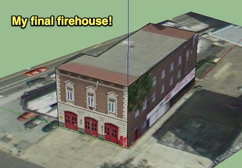 My final firehouse!