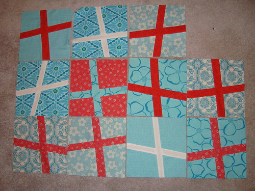 Teal We Meet Again Blocks so far...
