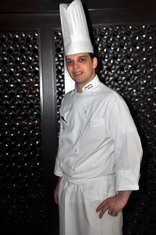 Chef Alexande Waschl