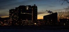 Amsterdam, Zuidas (Peetr2011) Tags: amsterdam night zuidas 101208
