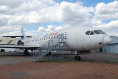 SE-210 F-GCVK (707-348C) Tags: merville jetliner 2011 se210 140511 may2011 caravelle12 fgcvk cn276 exairinter