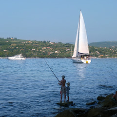 Piran fishing attractions enjoyed by the youngsters (Bn) Tags: sea summer holiday men travelling boys club standing port marina watercolor season geotagged boats outdoors evening togetherness coast boat fishing italian holding topf50 mediterranean sailing afternoon hand time yacht outdoor quality seagull small border hats sailors cruising lovers slovenia enjoy captain rod waters recreation piran sailboats popular peninsula ambience navigation cruises adriatic seacoast reel courses discover territorial koper izola angelers slovene pirano portoro 50faves nautics gulfoftrieste bayofpiran gulfofpiran geo:lon=13579429 geo:lat=45525790 nauticalyachts