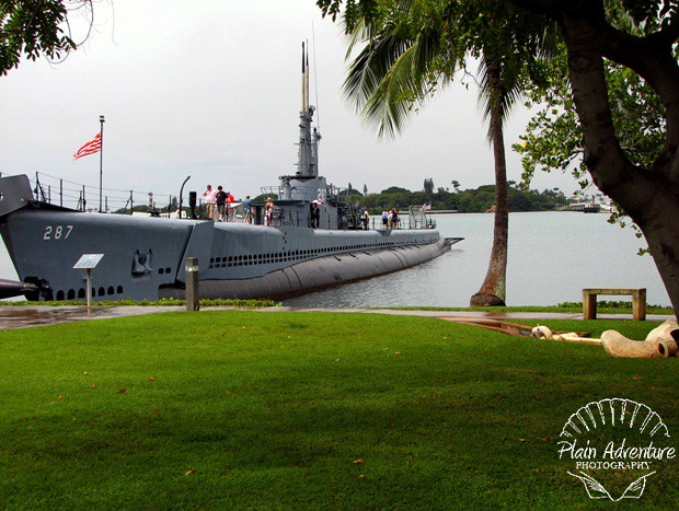 USS Bowfin Submarine Museum: Oahu