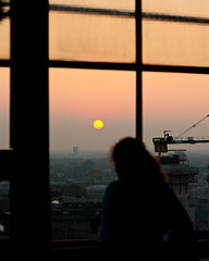 Rule of...... (flipperkoning) Tags: sunset zonsondergang utrecht landschap neudeflat urbanphotocollective