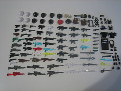 My Collection (Finland Brick) Tags: lego collection my sidan brickarms brickforge