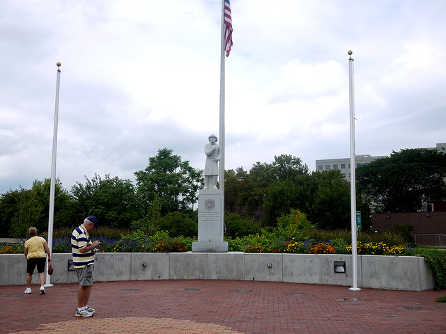 The Greater Cincinnati Firefighters Memorial Park