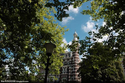 Amsterdam - Weteringschans
