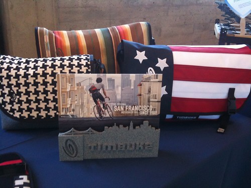 Timbuk2's custom Display