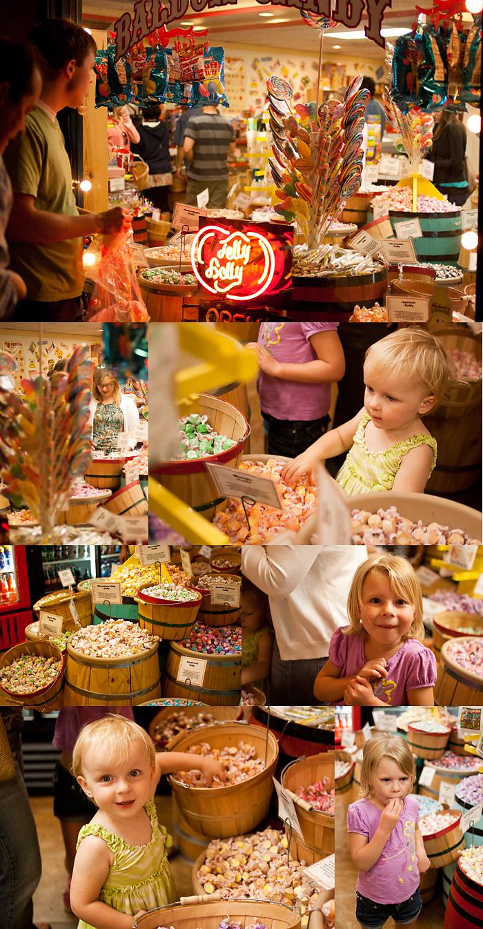 Beach - Balboa Candy Store