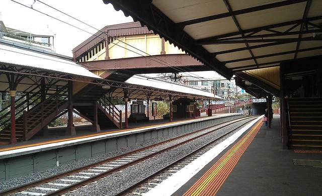 Hawthorn station