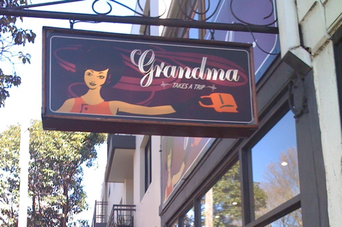 Grandama Takes a Trip