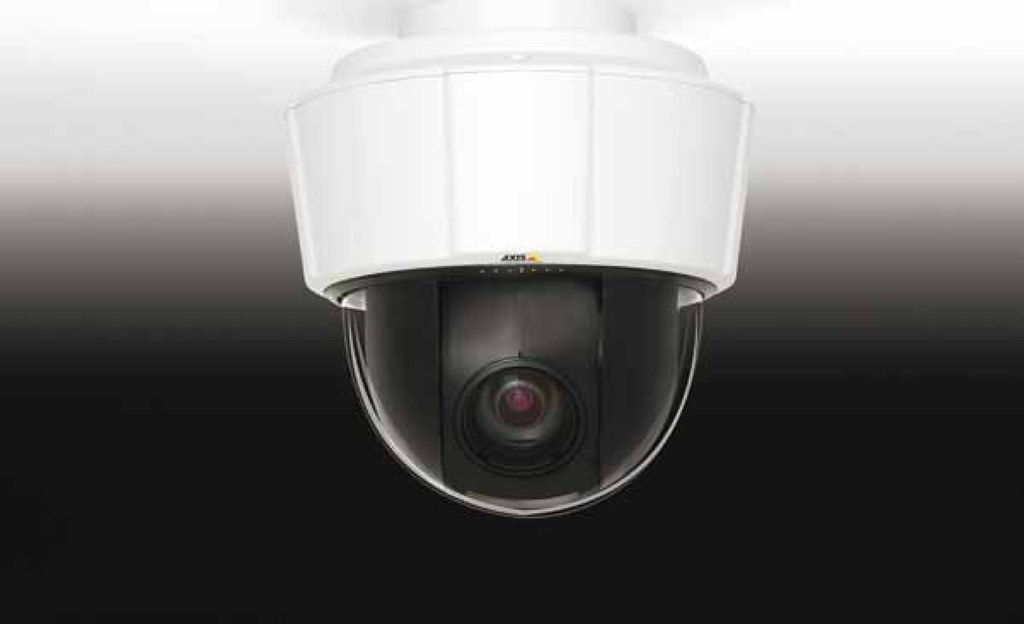 AXIS P5534 PTZ Dome Network Camera