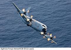 P-3 ORION (Força Aérea Brasileira - Página Oficial) Tags: sea flight oceano voo forçaaéreabrasileira lockheedp3aorion p3amorion