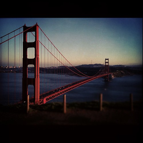 A magnificent Golden Gate #frisco #sanfrancisco #goldengate