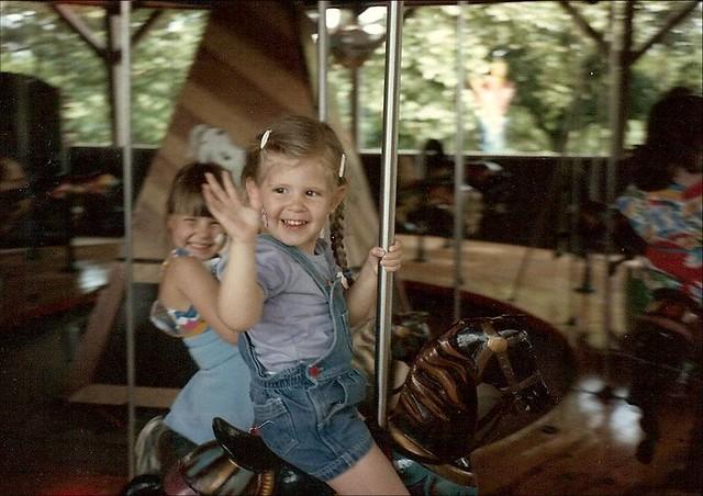 Ang On Carousel