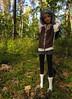 159 (Alrunia) Tags: nature dreadlocks forest outdoors doll handmade ooak barbie yarn mohair mackie hybrid dreads headswap fashiondoll mattel fashionistas reroot rebody restyle fashionfever 16thscale playscale bodyswap headmold makeupchic yarnreroot barbiedreadlocks barbiedreads