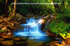 Waterfall Dream (not post-processed) (Diego Gutierrez Serrano) Tags: espaa naturaleza verde green nature water rio canon river waterfall sevilla spain agua raw dream seville andalucia pisa andalusia acqua catarata gettyimages cascada ensueo notprocessed diegogutierrez sannicolasdelpuerto huezna