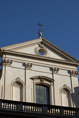 """basilica di Sant'Eustachio • <a style=""""font-size:0.8em;"""" href=""""http://www.flickr.com/photos/89679026@N00/6204193982/"""" target=""""_blank"""">View on Flickr</a>"""
