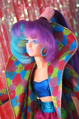 Astral (*Jemgirl*) Tags: dolls jem custom pizzazz graphix regine stingers repainted jemgirl jemgirlcom