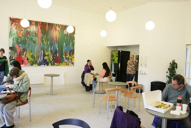 Holbæk Library Cafe