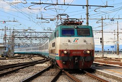 "Intercity 612 ""Adriatico"" (Niko Express) Tags: ic venezia fs intercity adriatico treni ferrovie e444 e444022"