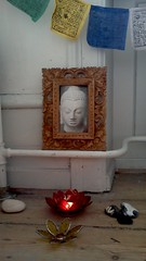 Josephine's shrine in Copenhagen