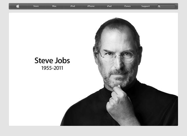 Steve Jobs 1955~2011 R.I.P.