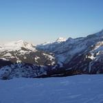 Skifahren Diablerets & Villars