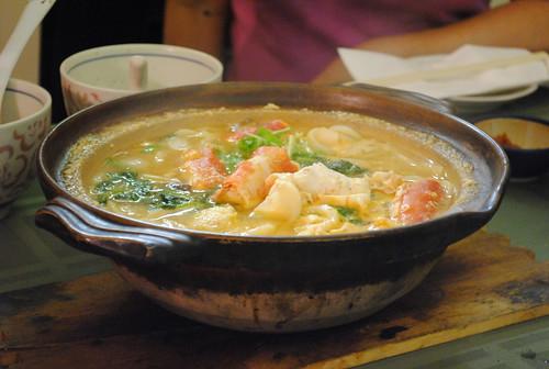 crab udon