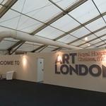 Jef Aérosol - ART LONDON 2011 - Contemporary Art Fair (Chelsea Royal Hospital, London, UK)