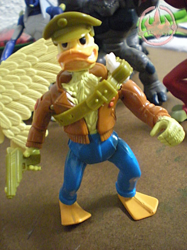 TEENAGE MUTANT NINJA TURTLES :: ACE DUCK  i (( 1989 ))