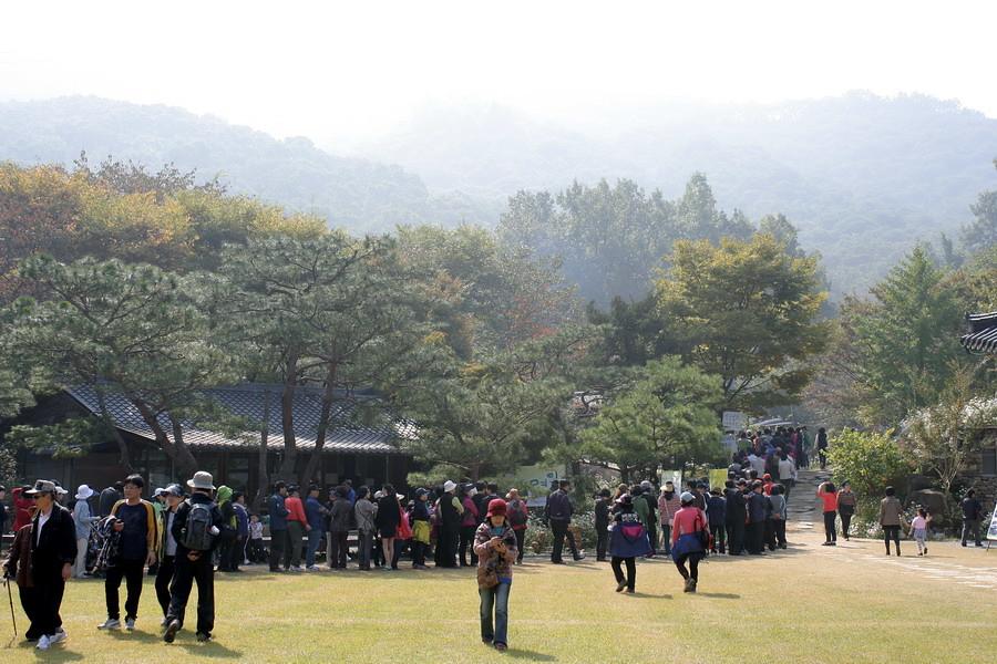 Yeongpyeong-sa Temple(4)