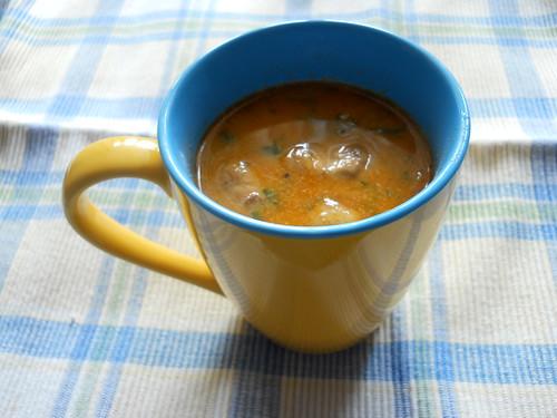 GAPS SCD Primal Homemade Mushroom Soup