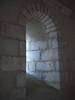 Fenêtre (BrianPirie) Tags: light window stone chapel fontgombault