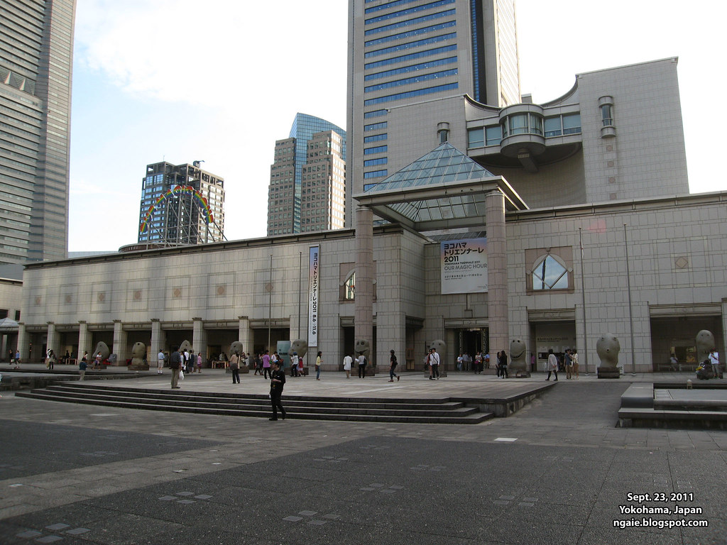 Yokohama Art Gallery