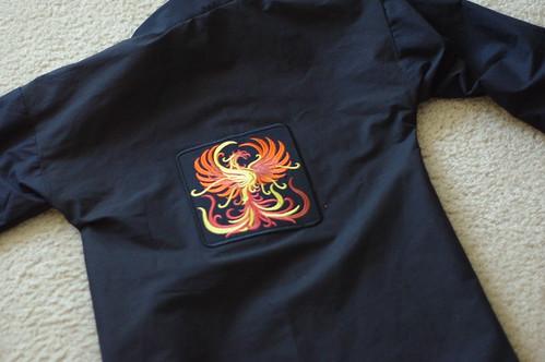 ninja top back