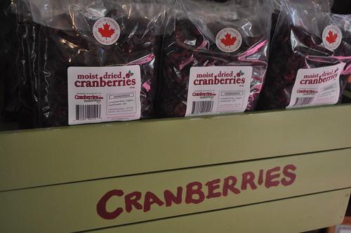 Fraser Valley Pulse Spotlight - Cranberries.Naturally