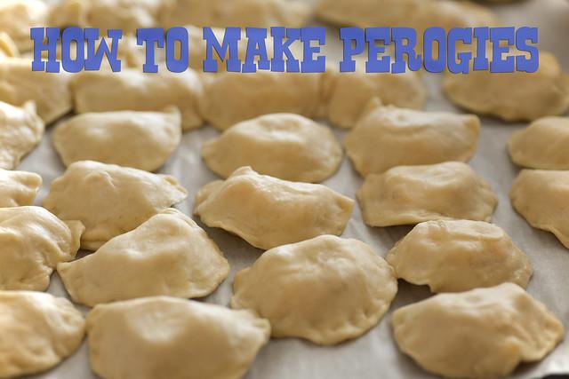 How to Make Perogies